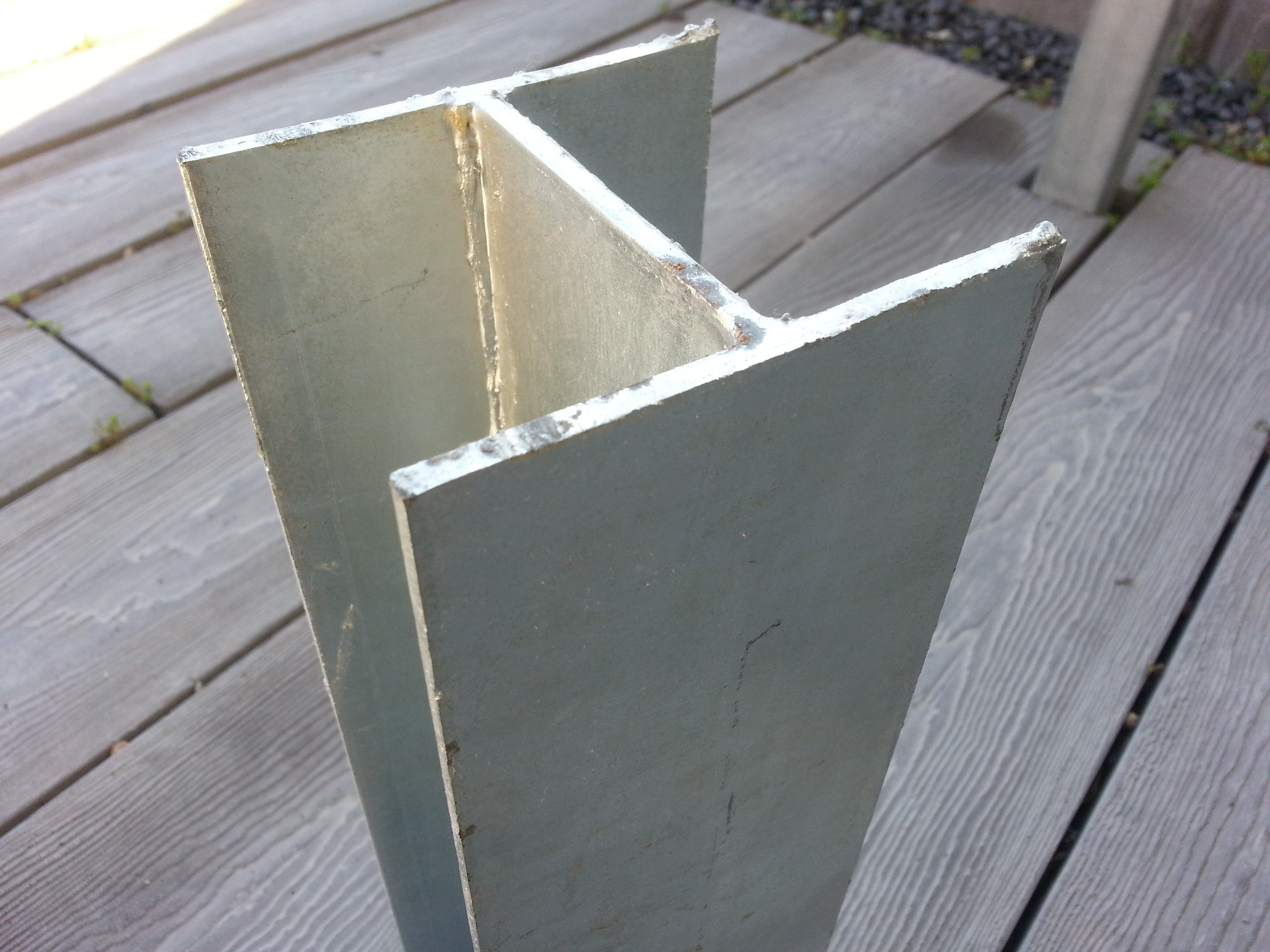 Steel Posts Canberra Hot Dipped Galvanised Steel Canberra