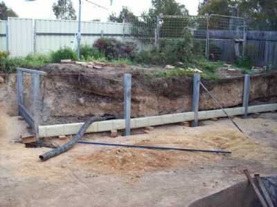 DIY Sleeper Wall | Build a Concrete Sleeper Wall | Do It